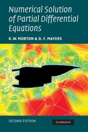 Numerical Solution of Partial Differential Equations - An Introduction ebook by K. W. Morton,D. F. Mayers