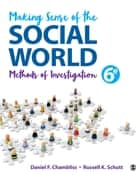 Making Sense of the Social World - Methods of Investigation ebook by Daniel F. Chambliss, Russell K. Schutt