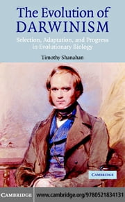 The Evolution of Darwinism ebook by Shanahan, Timothy