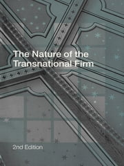 The Nature of the Transnational Firm ebook by