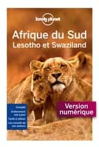 Afrique du Sud - 9ed ebook by LONELY PLANET