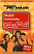 McGill University 2012 ebook by Kelly Baker