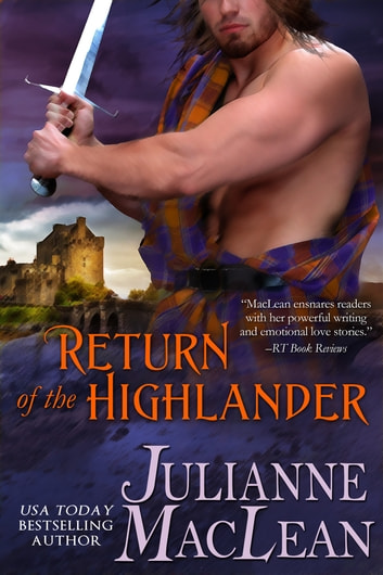 Return of the Highlander ebook by Julianne MacLean