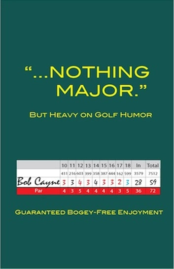 Nothing Major ebook by Bob Cayne