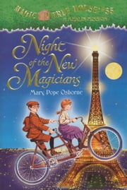 Magic Tree House #35: Night of the New Magicians ebook by Mary Pope Osborne,Sal Murdocca