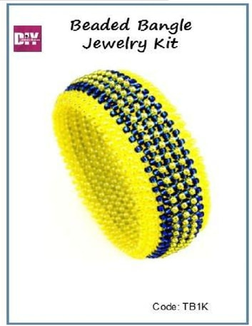 Bead Bangle Jewelry Making Kit Tb1k ebook by Jane Chew