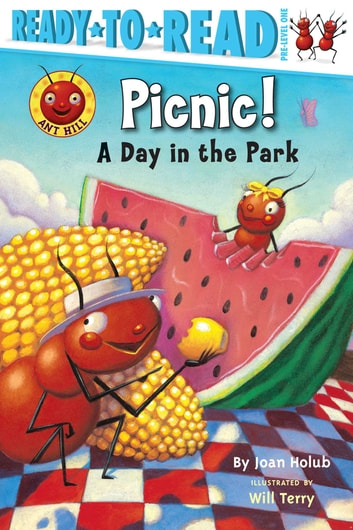 Picnic! - A Day in the Park (with audio recording) ebook by Joan Holub