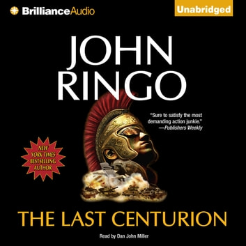 Last Centurion, The audiobook by John Ringo