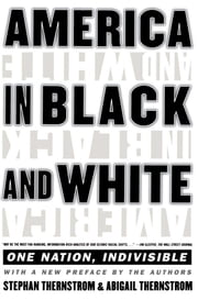 America in Black and White - One Nation, Indivisible ebook by Stephan Thernstrom,Abigail Thernstrom