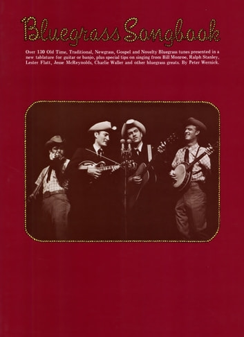Bluegrass Songbook ebook by Peter Wernick