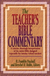 The Teacher's Bible Commentary ebook by