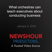 What orchestras can teach executives about conducting business audiobook by PBS NewsHour
