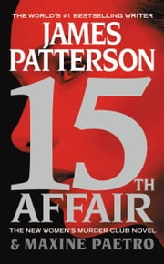 15th Affair ebook by James Patterson,Maxine Paetro