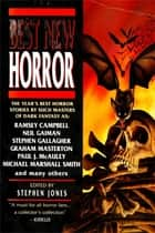 The Best New Horror 7 ebook by Stephen Jones