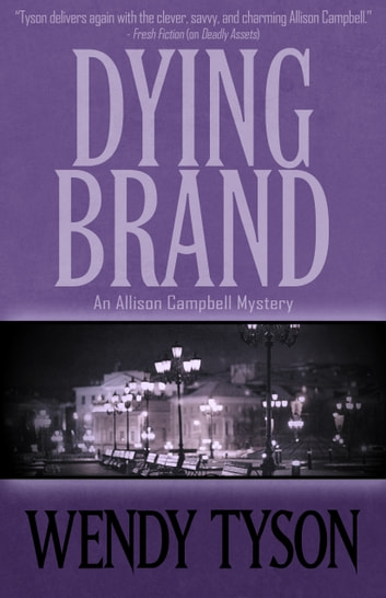 Dying Brand ebook by Wendy Tyson