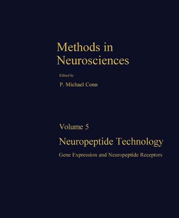 Neuropeptide Technology - Gene Expression and Neuropeptide Receptors ebook by