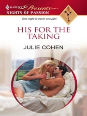 His For the Taking ebook by Julie Cohen