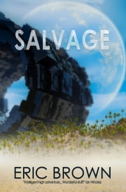 Salvage ebook by Eric Brown