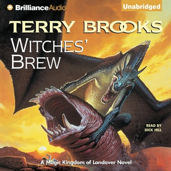 Witches' Brew audiobook by Terry Brooks