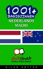 1001+ basiszinnen nederlands - Maori ebook by Gilad Soffer