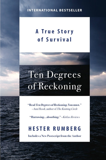 Ten Degrees of Reckoning - A True Story of Survival ebook by Hester Rumberg