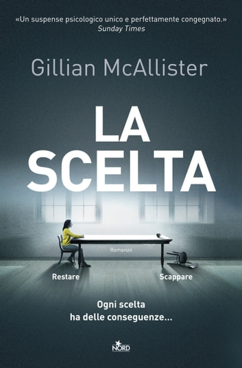 La scelta eBook by Gillian McAllister