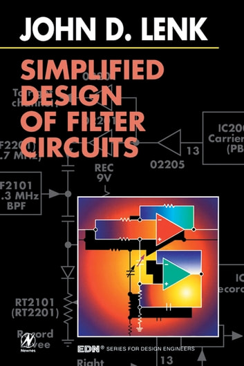 Simplified Design of Filter Circuits ebook by John Lenk