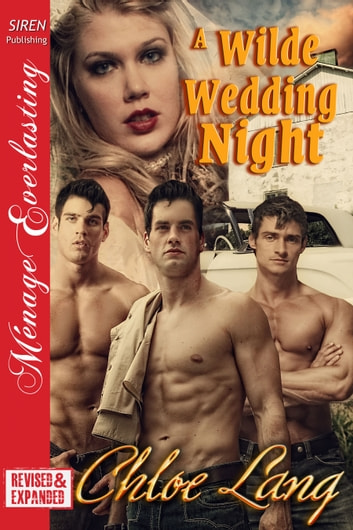 A Wilde Wedding Night ebook by Chloe Lang