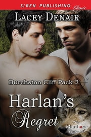 Harlan's Regret ebook by Lacey Denair