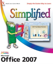Microsoft Office 2007 Simplified ebook by Sherry Willard Kinkoph