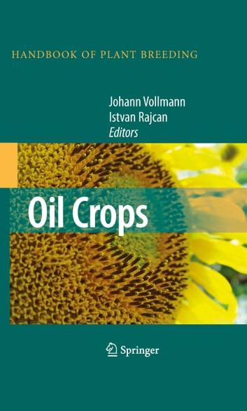 Oil Crops ebook by