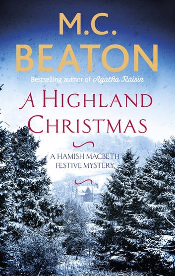 A Highland Christmas ebook by M.C. Beaton