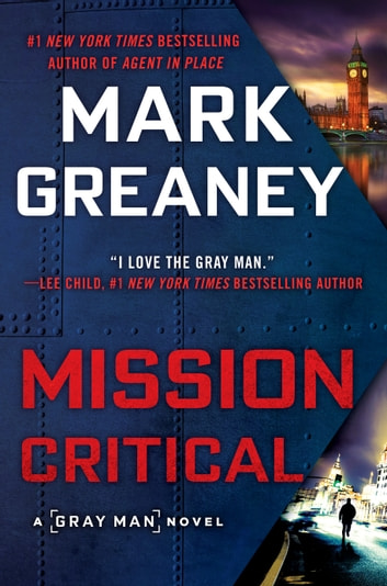 Mission Critical ekitaplar by Mark Greaney