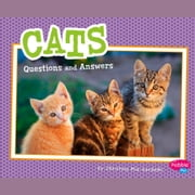 Cats - Questions and Answers audiobook by Christina Mia Gardeski