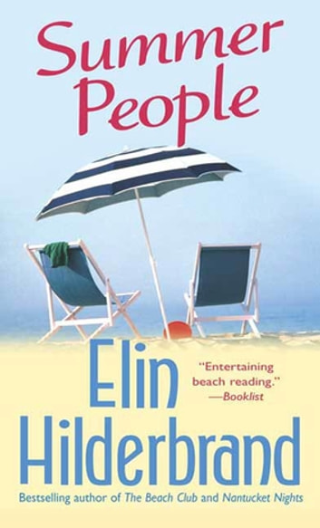 Summer People - A Novel ebook by Elin Hilderbrand
