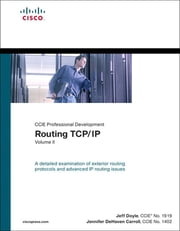 Routing TCP/IP, Vol. II , (CCIE Professional Development) ebook by Jeff Doyle, Jennifer DeHaven Carroll