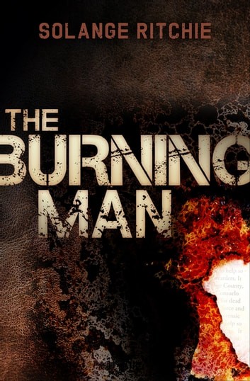 The Burning Man ebook by Solange Ritchie