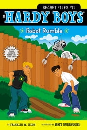 Robot Rumble ebook by Franklin W. Dixon,Scott Burroughs