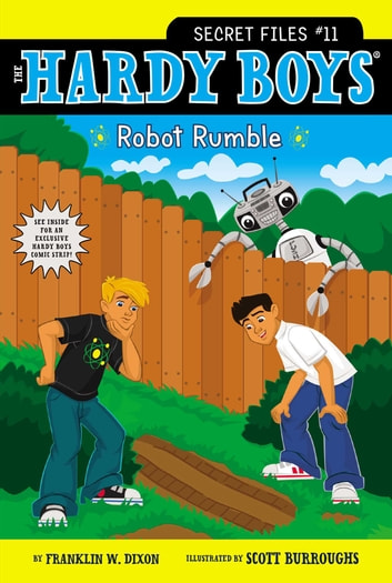 Robot Rumble ebook by Franklin W. Dixon
