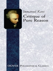 Critique of Pure Reason ebook by Immanuel Kant