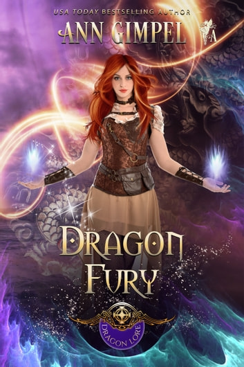 Dragon Fury ebook by Ann Gimpel