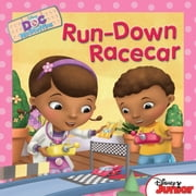 Doc McStuffins: Run Down Race Car ebook by Sheila Sweeny Higginson
