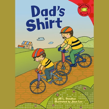 Dad's Shirt audiobook by Jill Donahue