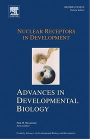 Nuclear Receptors in Development ebook by Taneja, Reshma