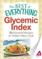 Glycemic Index ebook by Adams Media