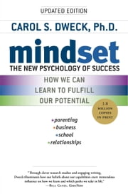 Mindset - The New Psychology of Success ebook by Kobo.Web.Store.Products.Fields.ContributorFieldViewModel