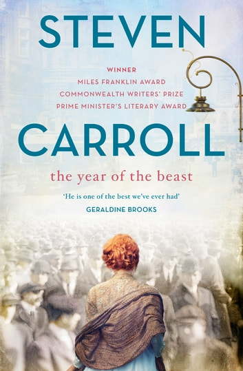 The Year of the Beast ebook by Steven Carroll