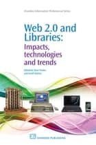 Web 2.0 and Libraries ebook by Dave Parkes,Geoff Walton
