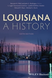 Louisiana - A History ebook by John C. Rodrigue, Light Townsend Cummins, Judith Kelleher Schafer,...