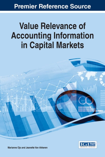 Value Relevance of Accounting Information in Capital Markets ebook by